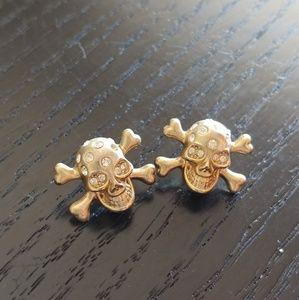 Jewelry - Skull earrings